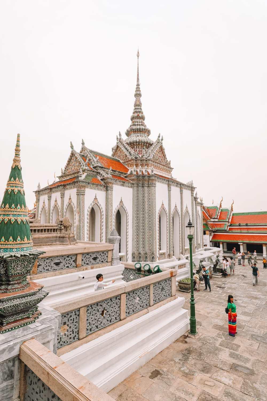 The Grand Palace And Khlongs Of Bangkok, Thailand (22)