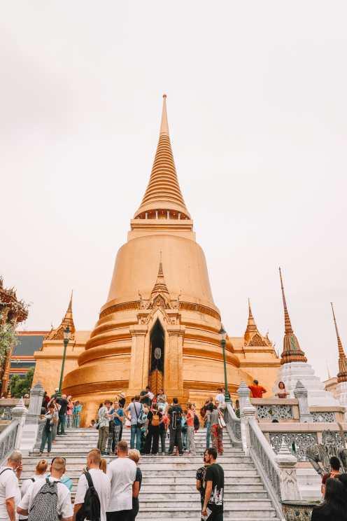 The Grand Palace And Khlongs Of Bangkok, Thailand (26)