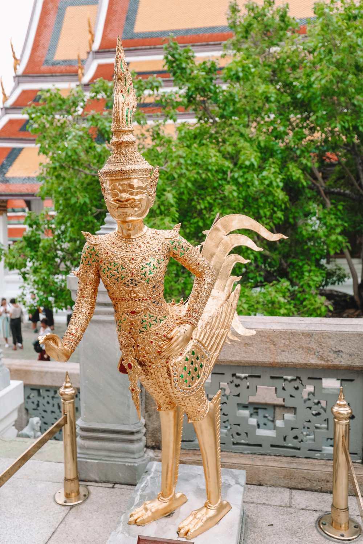 The Grand Palace And Khlongs Of Bangkok, Thailand (28)