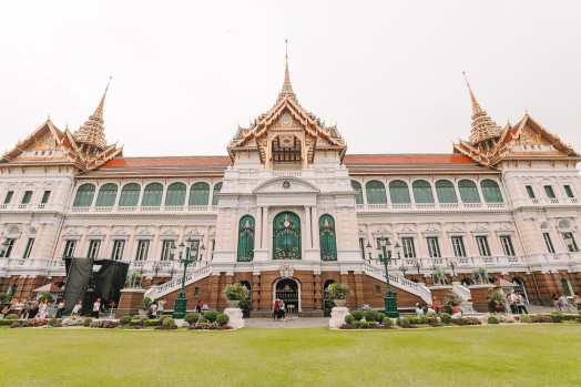 The Grand Palace And Khlongs Of Bangkok, Thailand (38)