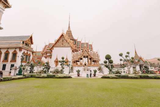 The Grand Palace And Khlongs Of Bangkok, Thailand (39)