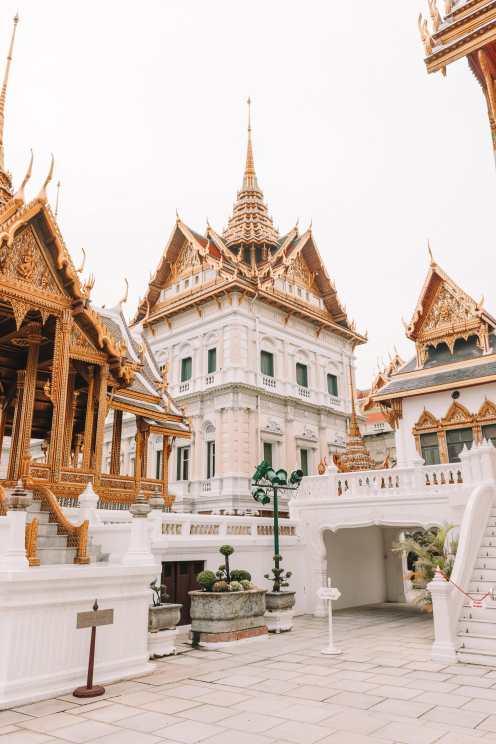 The Grand Palace And Khlongs Of Bangkok, Thailand (45)