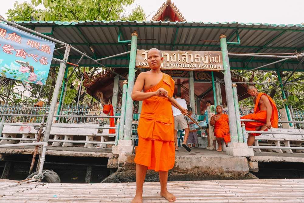The Grand Palace And Khlongs Of Bangkok, Thailand (54)