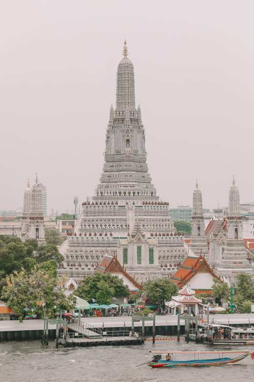 The Grand Palace And Khlongs Of Bangkok, Thailand (61)