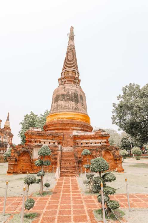 Inside The Ancient Kingdom Of Ayutthaya, Thailand (2)