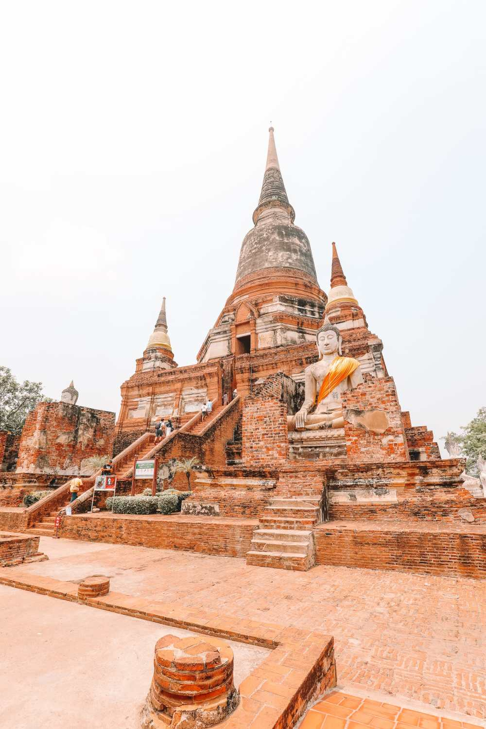 Inside The Ancient Kingdom Of Ayutthaya, Thailand (4)
