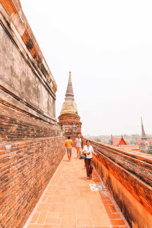 Inside The Ancient Kingdom Of Ayutthaya, Thailand (9)