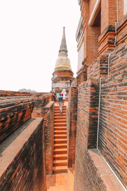 Inside The Ancient Kingdom Of Ayutthaya, Thailand (10)
