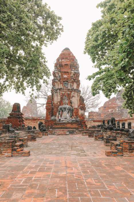 Inside The Ancient Kingdom Of Ayutthaya, Thailand (21)