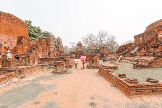 Inside The Ancient Kingdom Of Ayutthaya, Thailand (23)