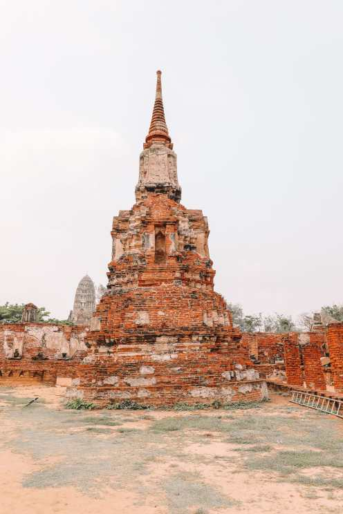 Inside The Ancient Kingdom Of Ayutthaya, Thailand (24)