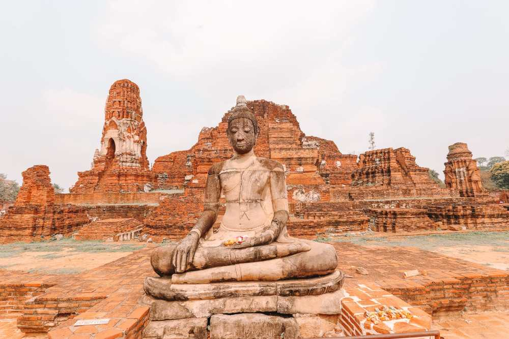 Inside The Ancient Kingdom Of Ayutthaya, Thailand (29)