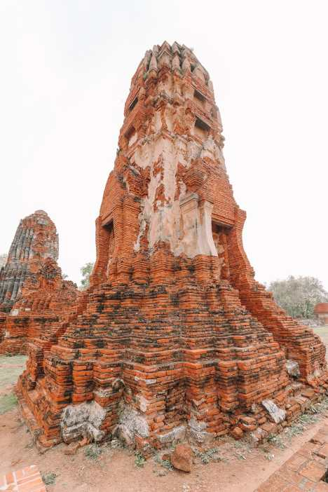 Inside The Ancient Kingdom Of Ayutthaya, Thailand (32)
