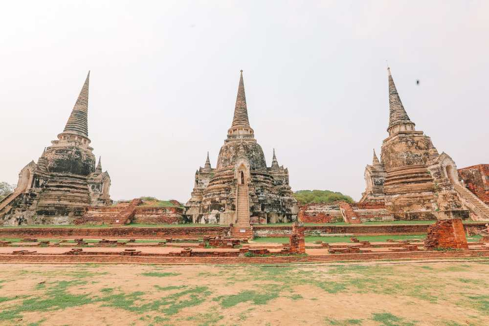Inside The Ancient Kingdom Of Ayutthaya, Thailand (42)