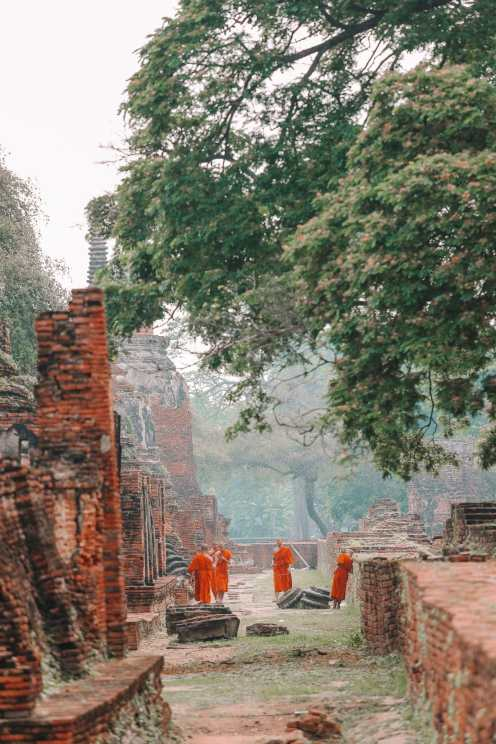 Inside The Ancient Kingdom Of Ayutthaya, Thailand (50)
