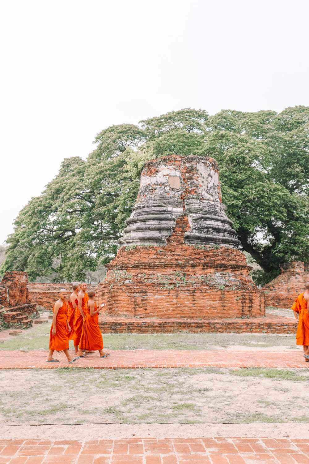 Inside The Ancient Kingdom Of Ayutthaya, Thailand (51)