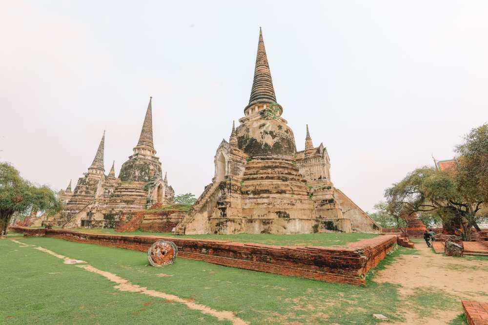 Inside The Ancient Kingdom Of Ayutthaya, Thailand (52)