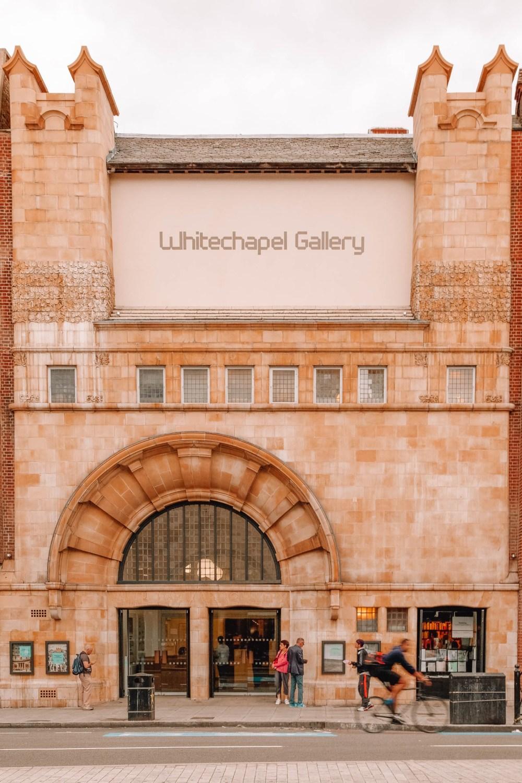 Whitechapel Gallery London