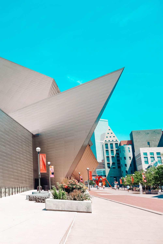 Galería de arte en Denver, Colorado