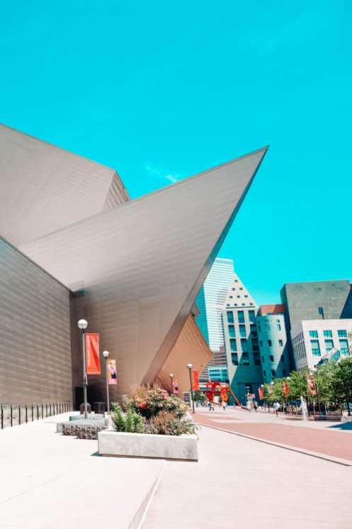 Art Gallery In Denver, Colorado