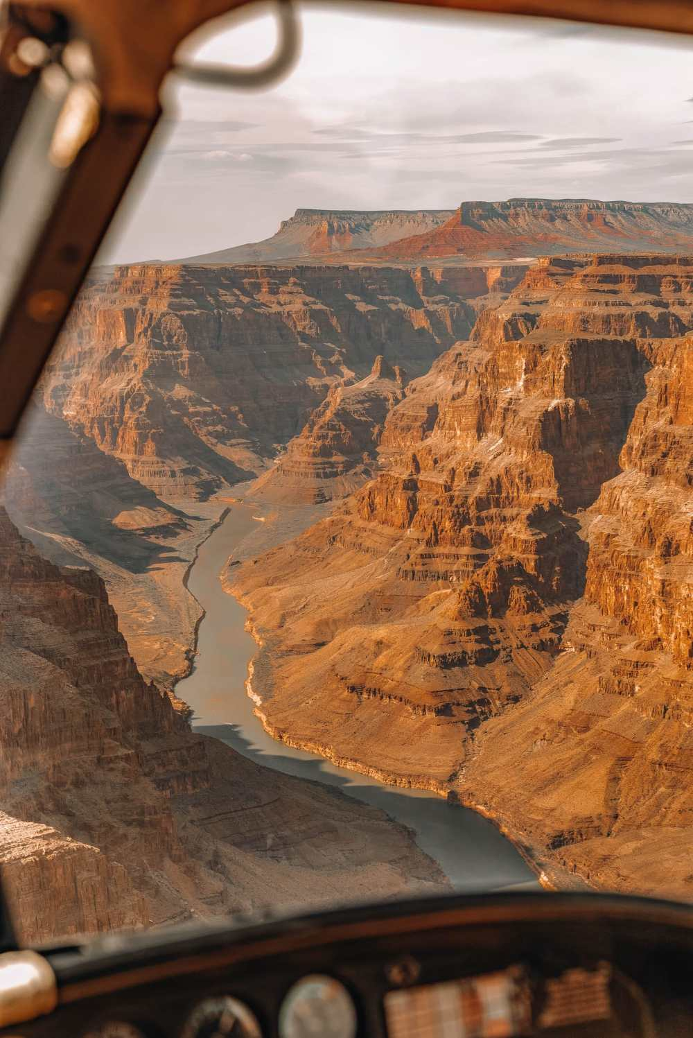 Helicopter Tour In The Grand Canyon