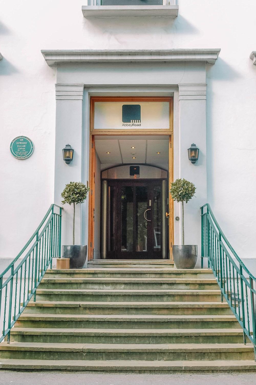 Abbey Road Studios Visit London