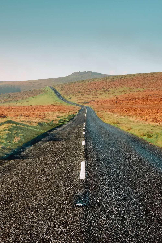 Dartmoor National Park Drive
