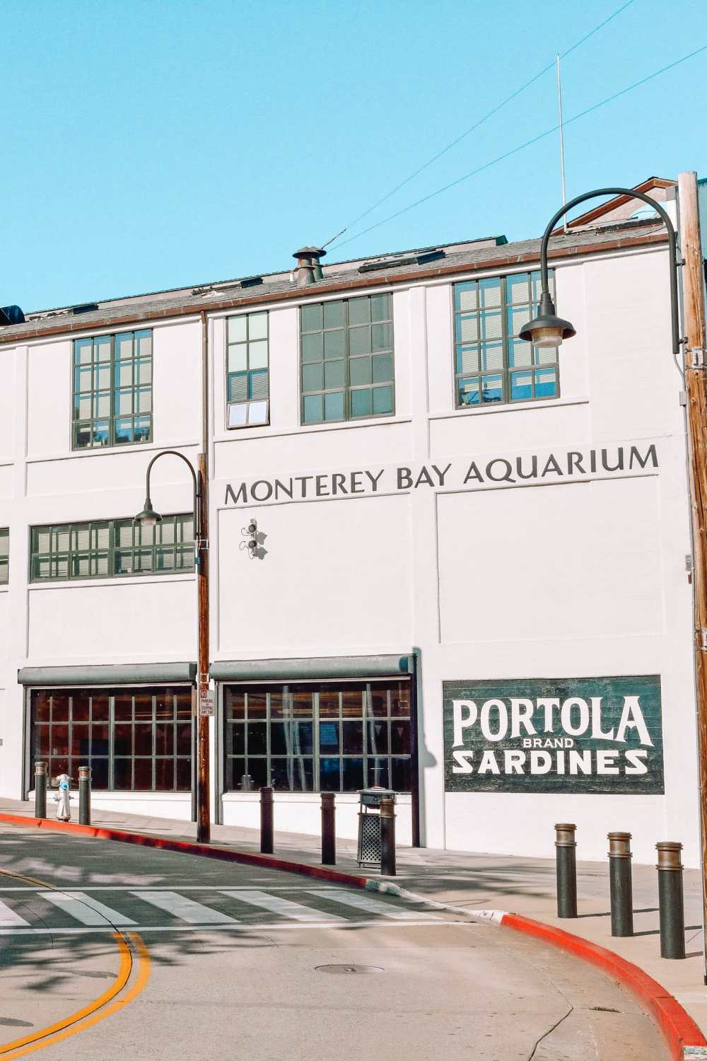 Cannery in Monterey
