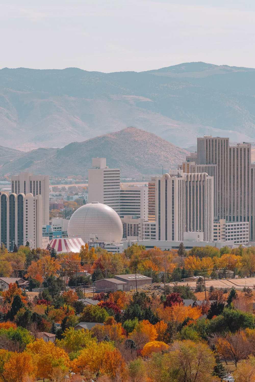 View of Reno