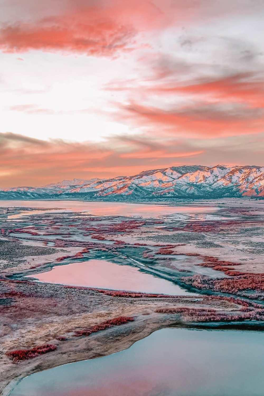 Lake near Reno