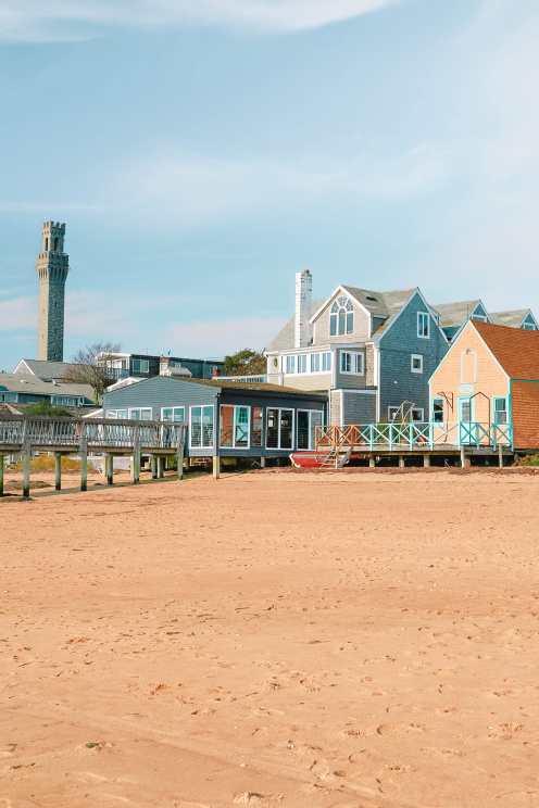 Städte in Cape Cod in Massachusetts