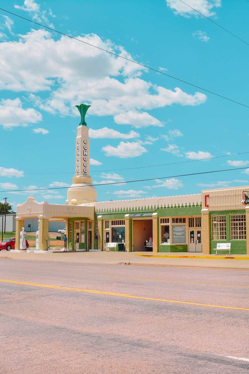 Route 66 Best Places In Texas To Visit