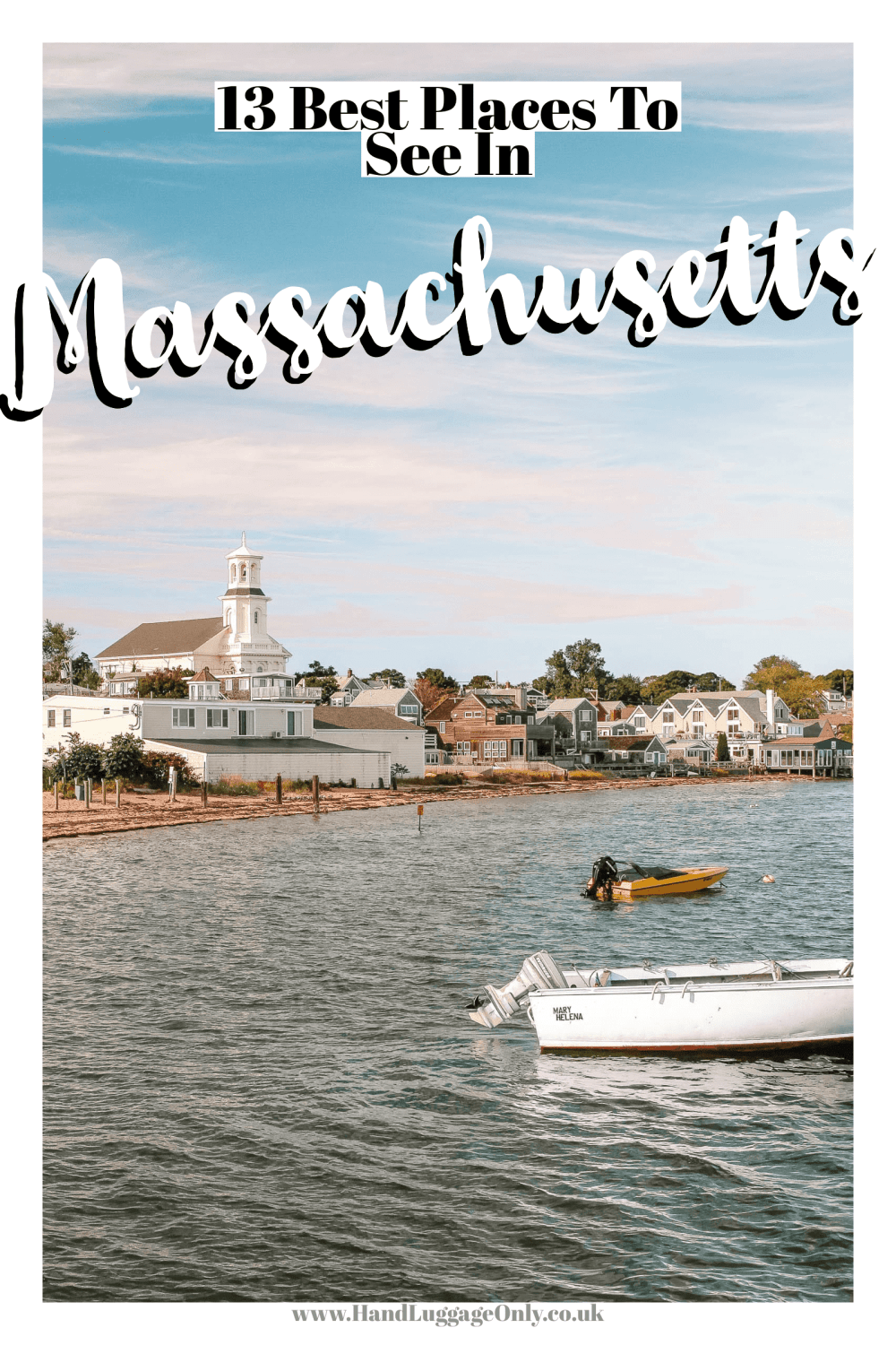 Best Places In Massachusetts To Visit