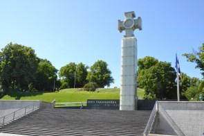 Monument zur Erinnerung an den Estnischen Freiheitskrieg (1918-1920)
