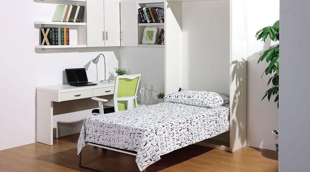 faire une armoire lit selon les dessins