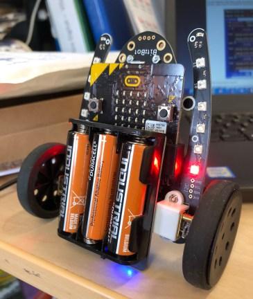 micro:Bit Bit:Bot