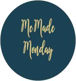 Me Made Monday – Ebony Tee
