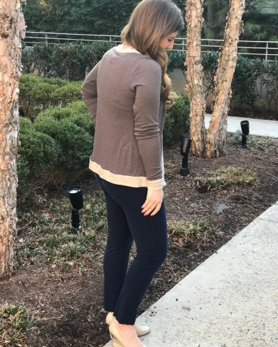 Juniper Cardigan | Test Sew