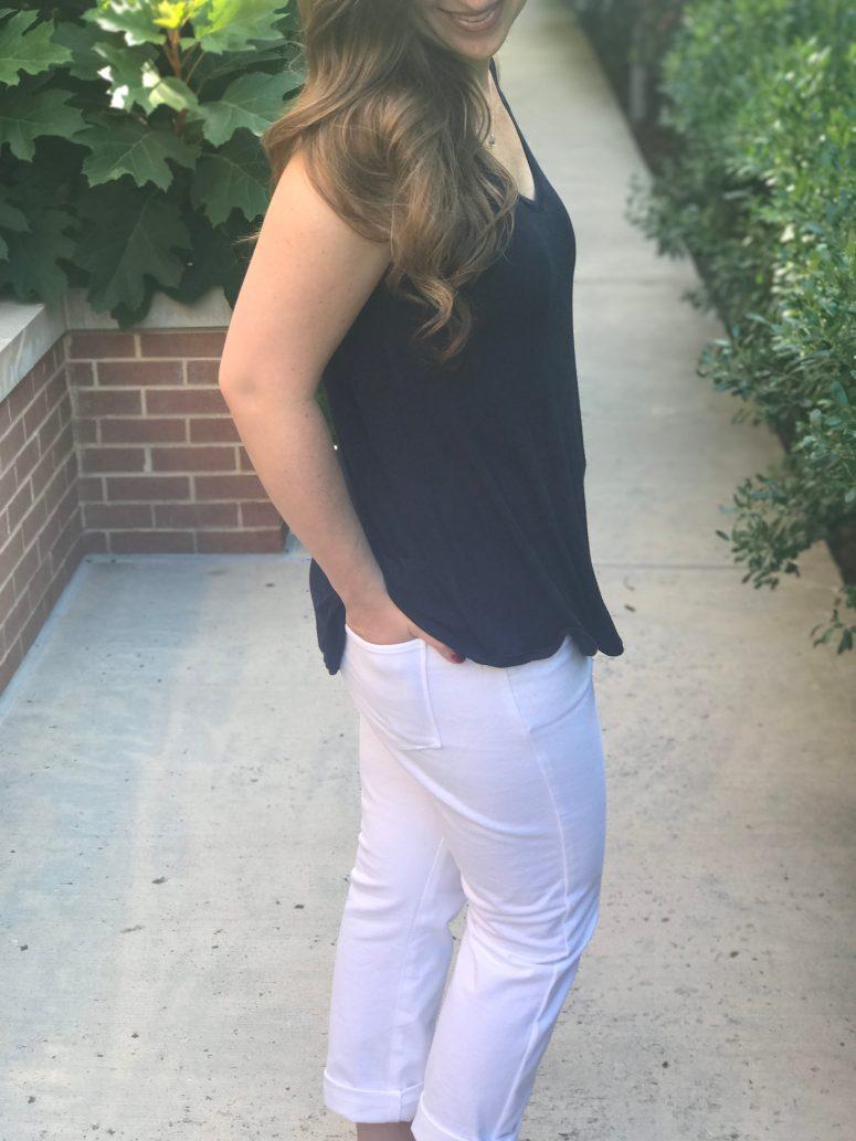 Morgan Jeans | Handmade by Lara Liz