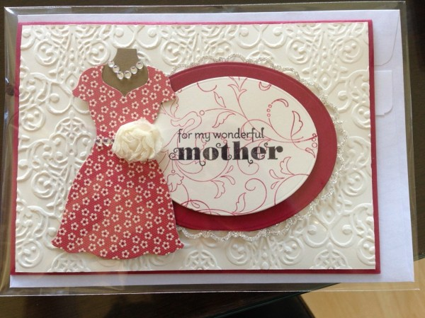 Mother's Day take 2 | Handmade by Narelle