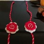 Плетени мартеници за ръка