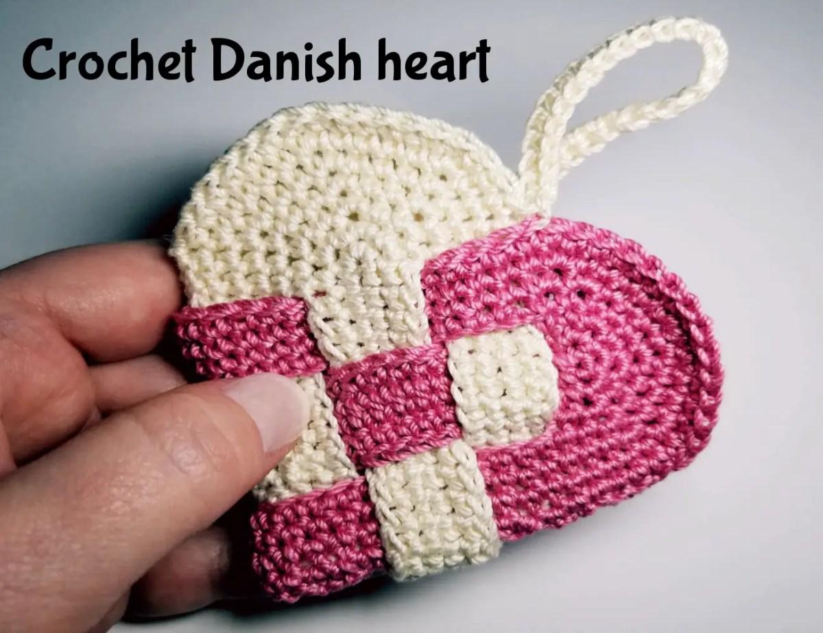 Danish heart - HandmadebyRaine