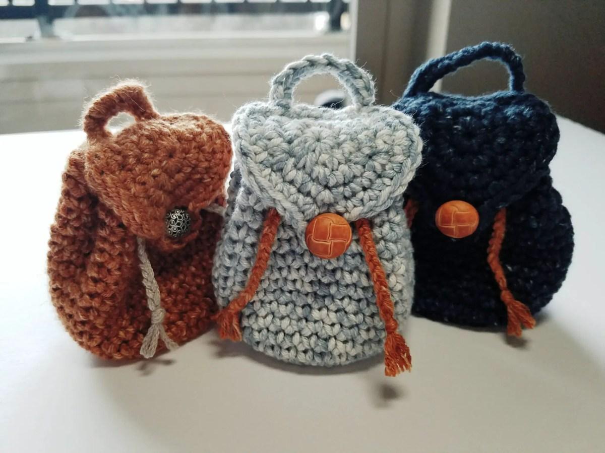 Tiny Teddy Crochet Pattern - Video Tutorial | The WHOot | 899x1200