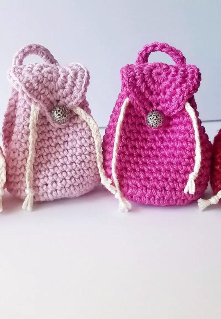More mini backpacks
