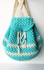 how to crochet backpack