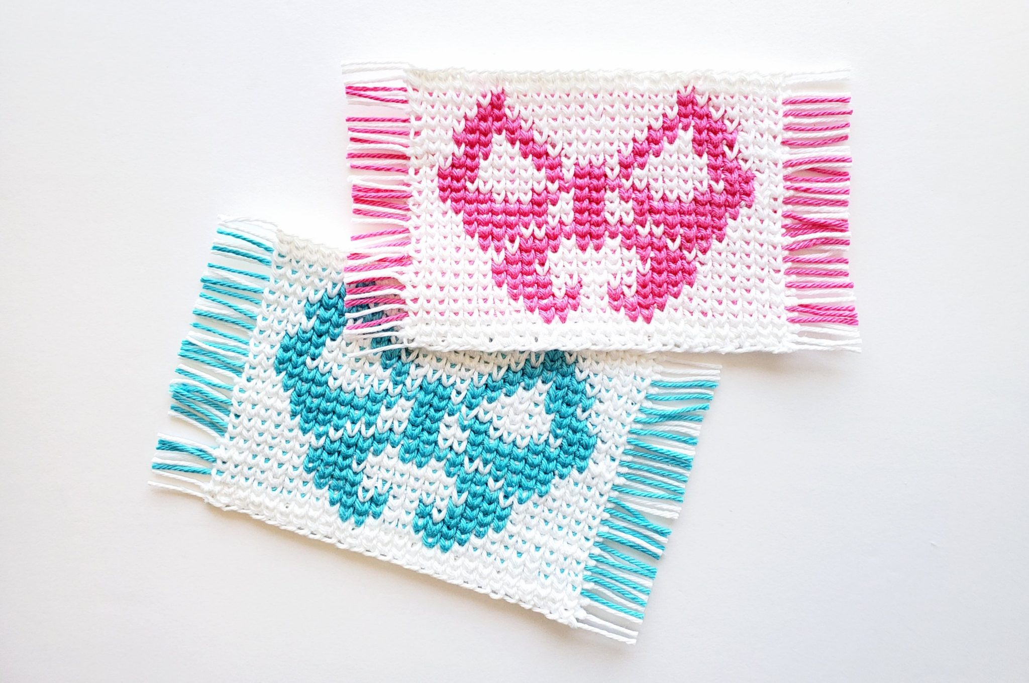 How to crochet Butterfly Mug Rug