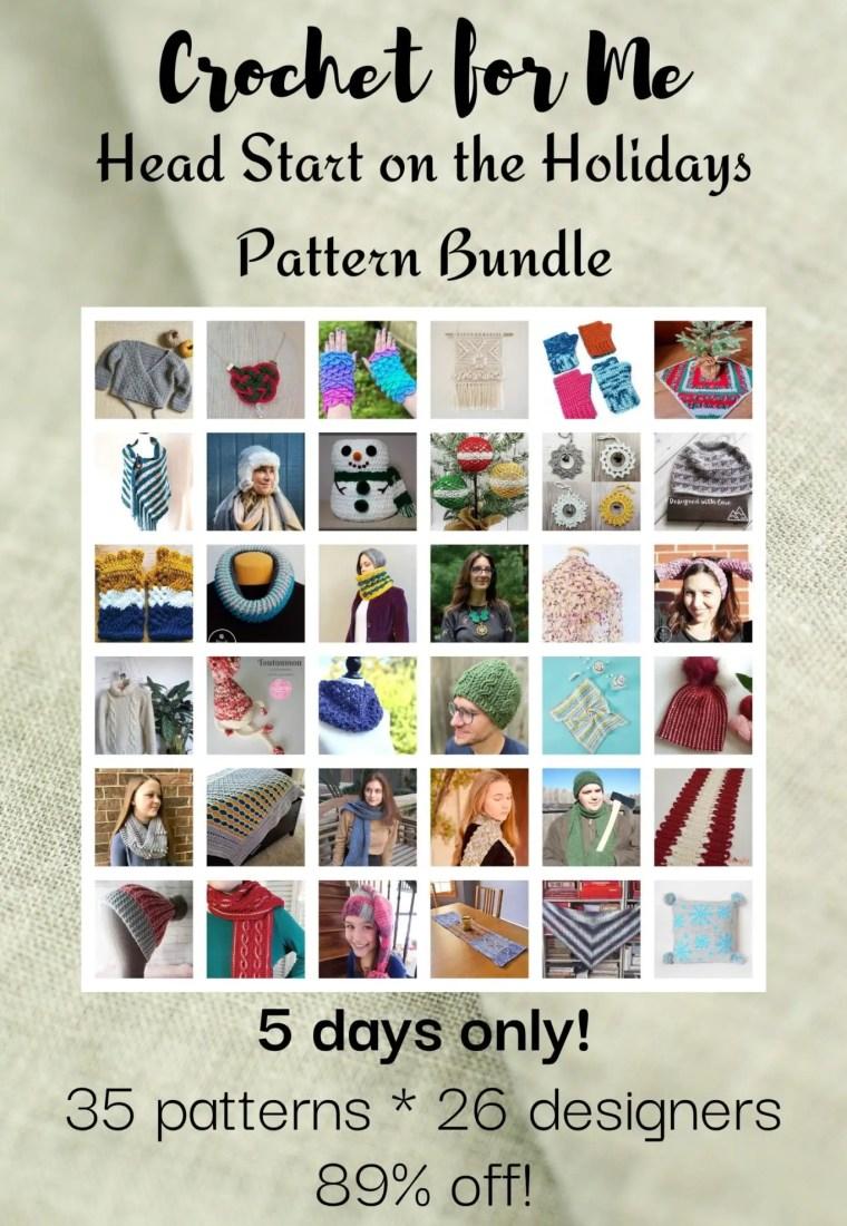Crochet for Me Holidays Bundle – ENDED!
