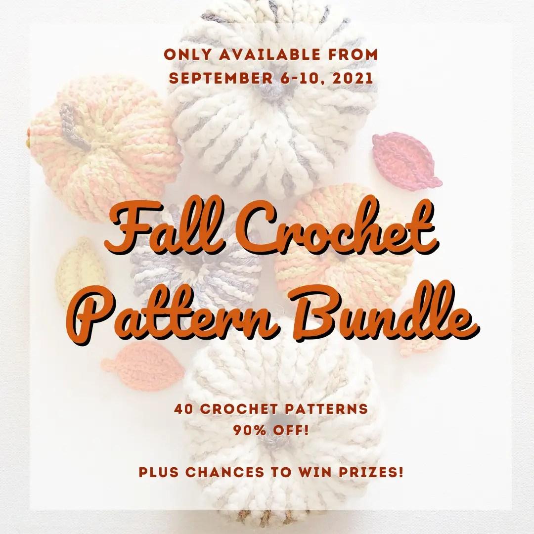 Fall Crochet Pattern Bundle – ENDED!