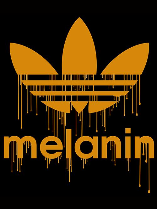 Download Logo Dripping Melanin SVG - Handmade by Toya