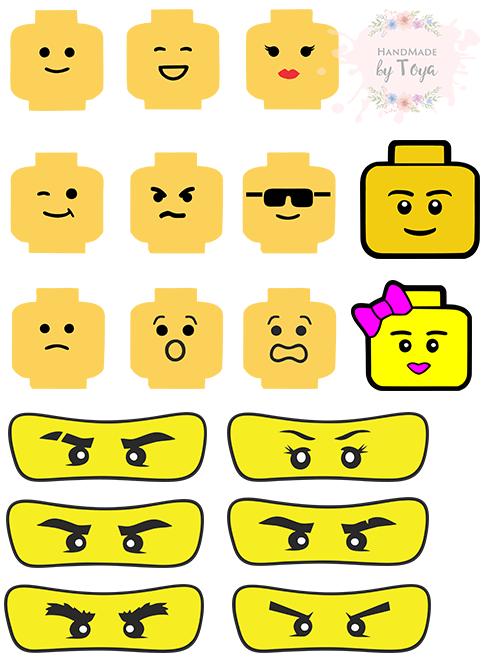 Download Lego & Ninjago SVG (Includes Font) Bundle - Handmade by Toya